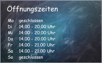 JFL Neugraben Tafel Öffnungszeiten